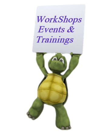 Workshops and Trainings with Kathy Pop