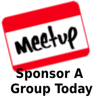 Sponsor a Meetup group